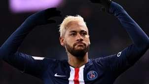 Neymar PSG Monaco Ligue 1 12 01 2020