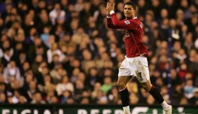 Cristiano Ronaldo Manchester United 04022007