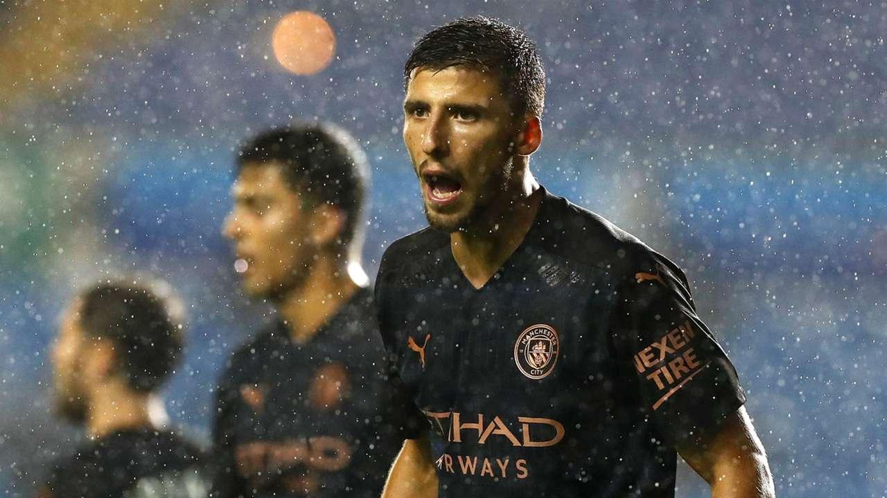 Ruben Dias Manchester City 2020-21