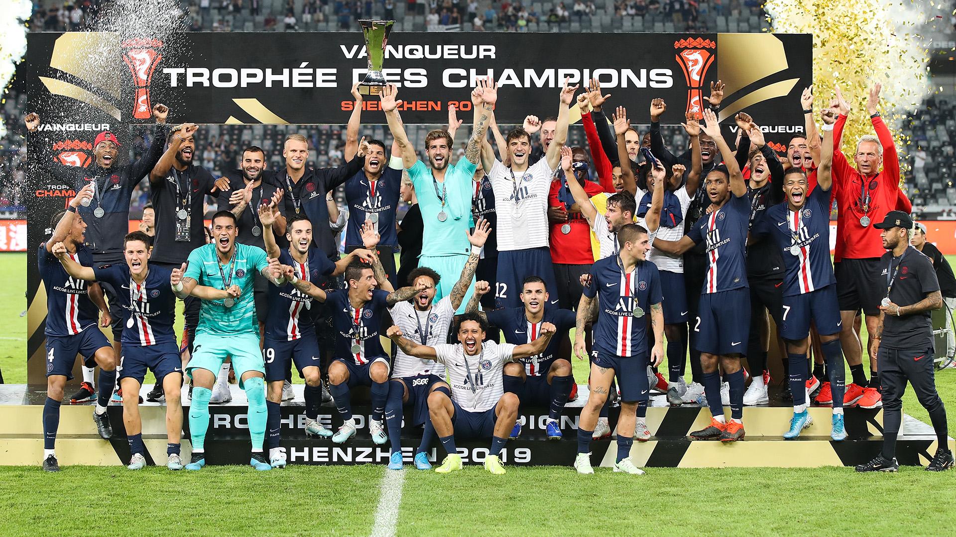 PSG Trophee des Champions 2019