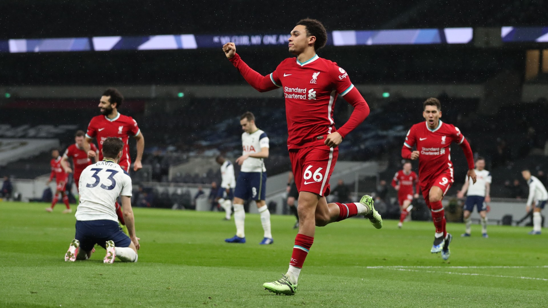 'Needed and deserved' - Alexander-Arnold believes Liverpool 'executed perfectly' against Tottenham