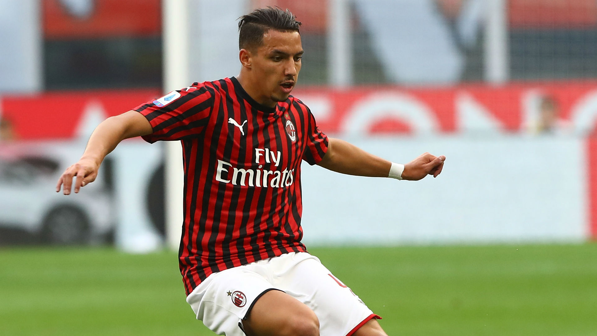 Ismael Bennacer 'happy' to score first-ever AC Milan goal