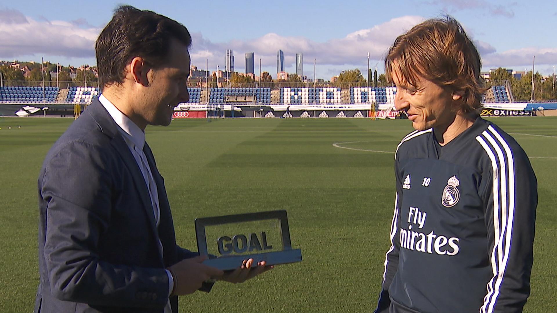 Luka Modric Goal 50 Alberto