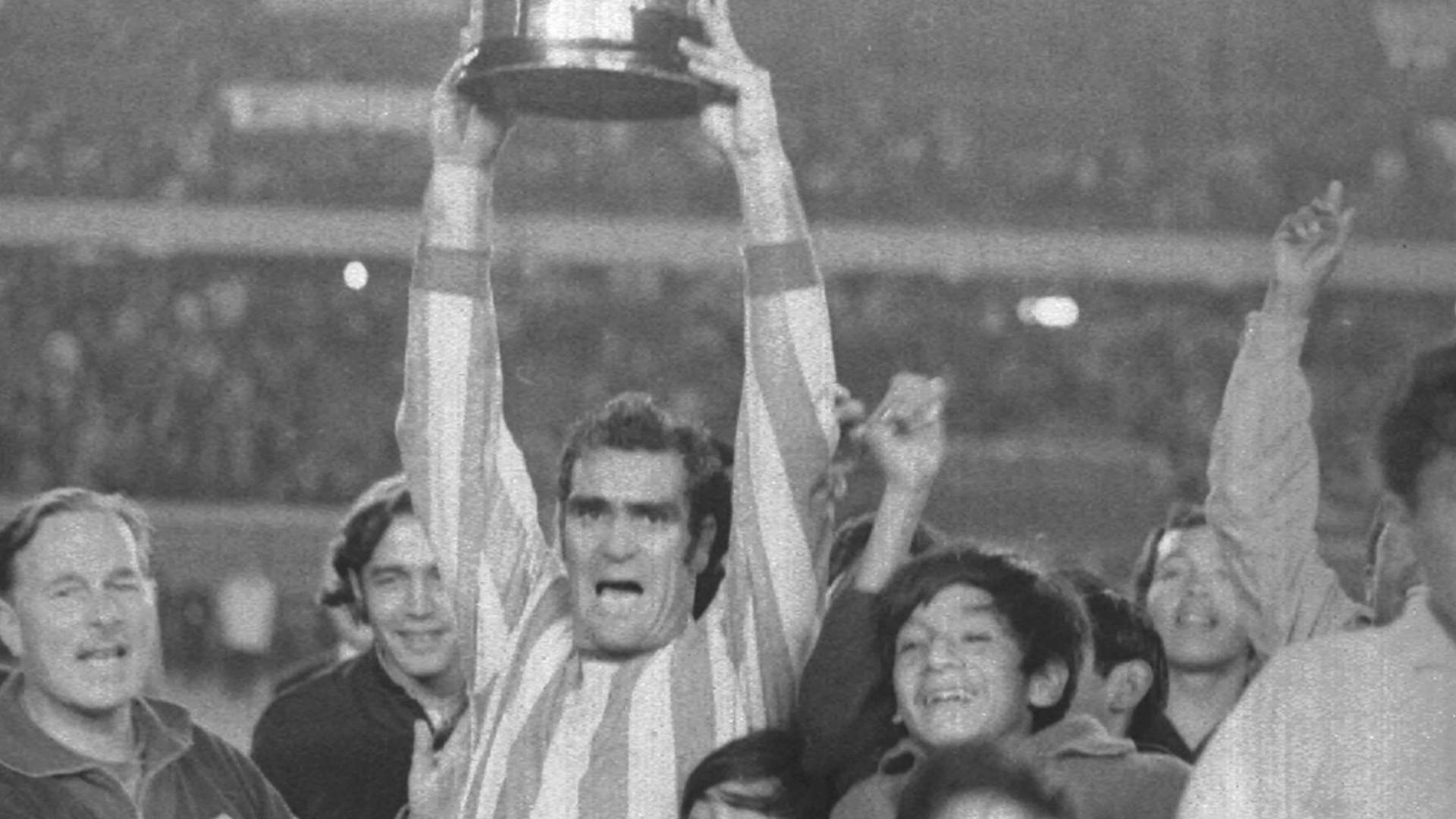 Luis Ubiña Nacional Copa Libertadores 1971