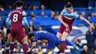 Pedro Chelsea West Ham English Premier League NHA EPL