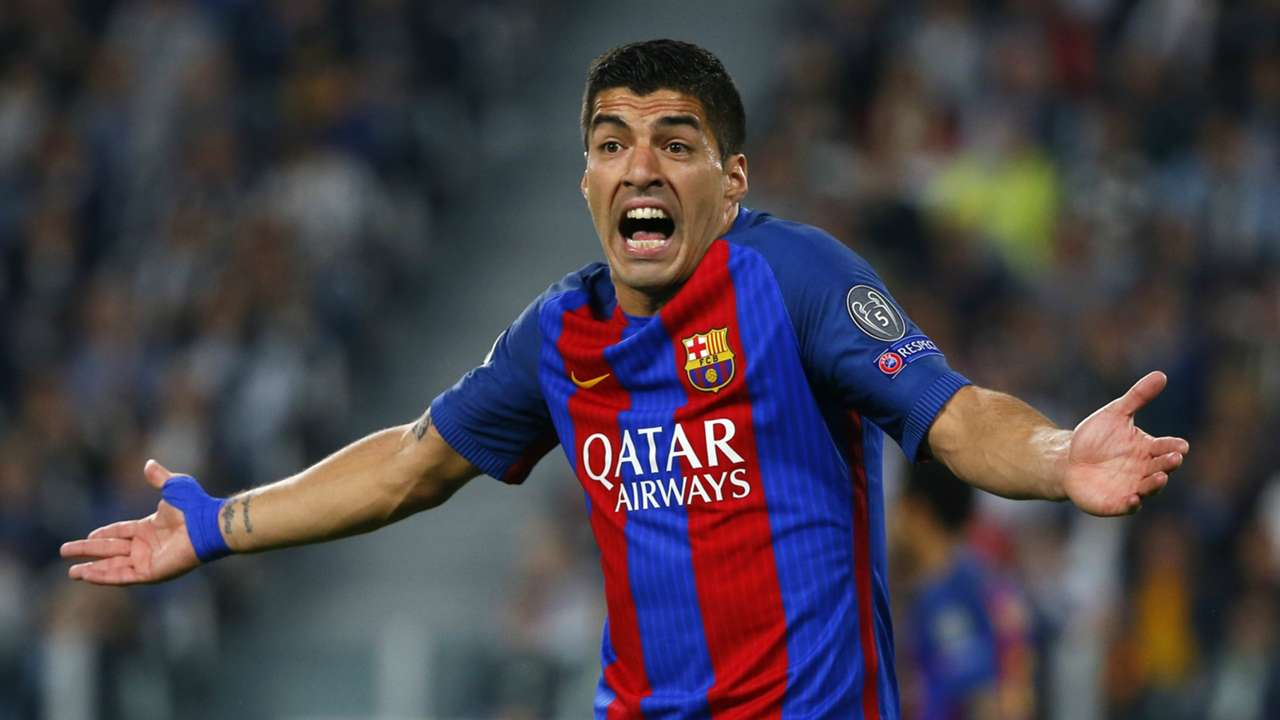 Luis Suarez Juventus Barcelona