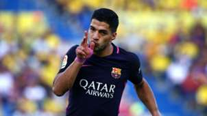Luis Suarez Las Palmas Barcelona LaLiga 14052017