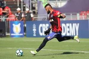 Alex Muralha Flamengo x Sport