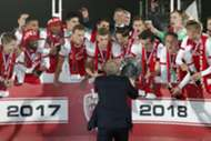 Jong Ajax kampioen Jupiler League