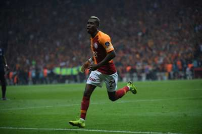 Henry Onyekuru Galatasaray Basaksehir Turkish Super League 05/19/19