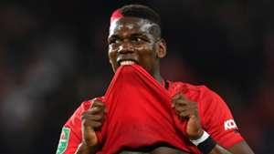 Paul Pogba Manchester United 2019-20