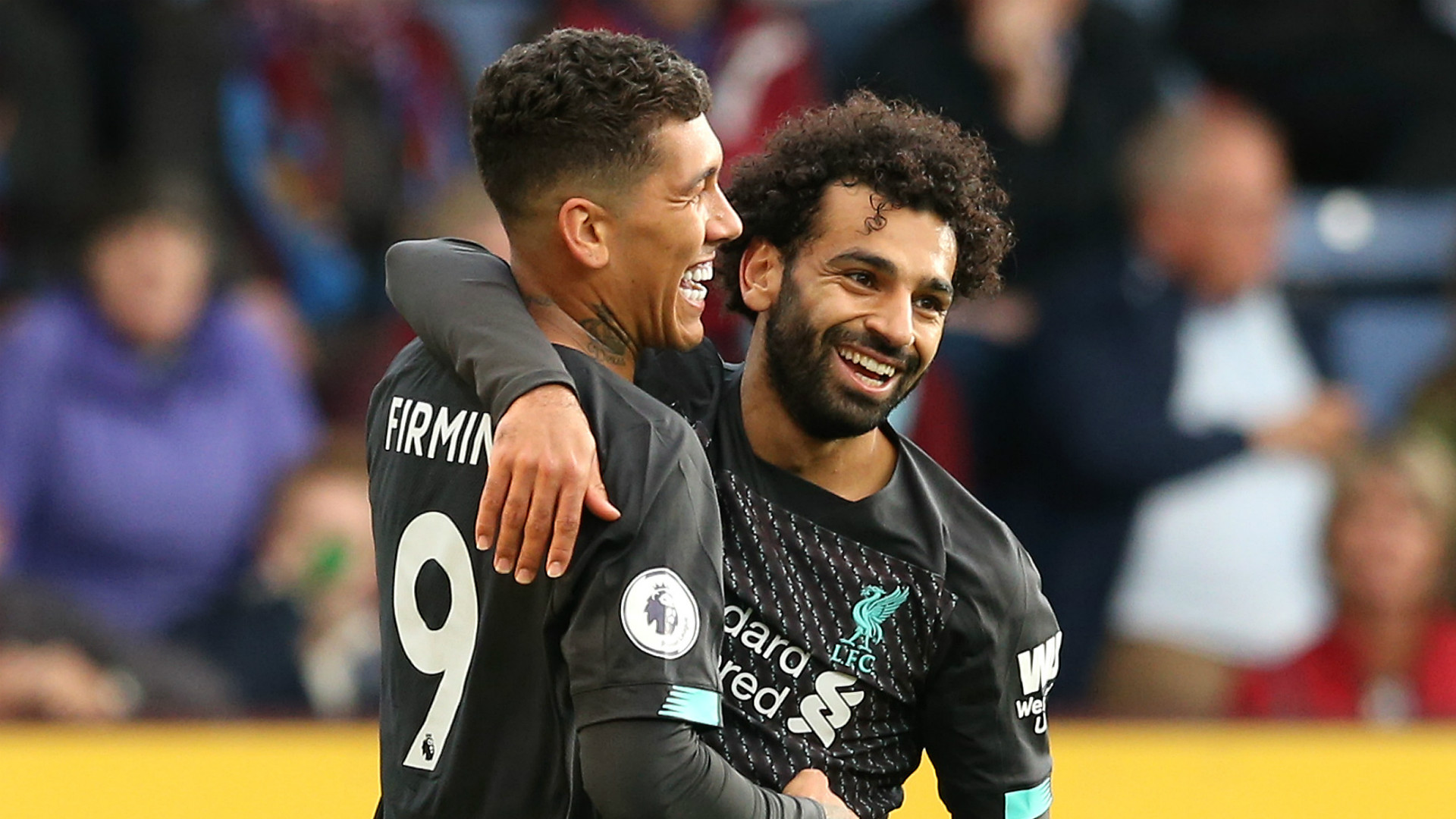 Firmino & Salah continue fruitful partnership despite Liverpool's defeat to Manchester United