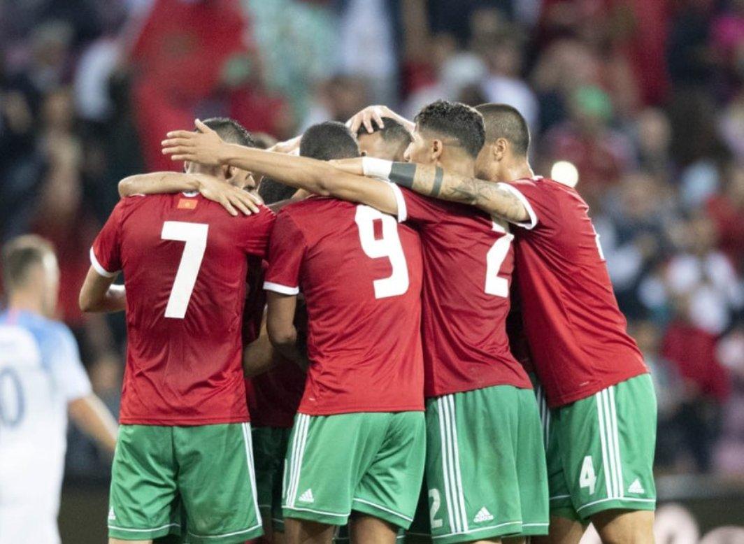 المغرب كأس العالم
