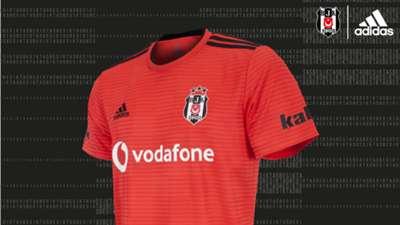 Besiktas alternate kit 2018-19