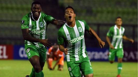 La Guaira Atlético Nacional Copa Libertadores 2019