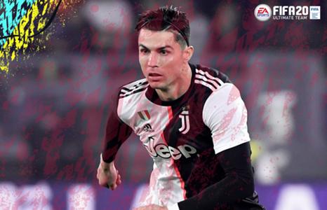 تصويت FIFA 20   رونالدو أفضل جناح أيسر في العالم   Goal.com