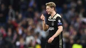 Frenkie De Jong - Ajax