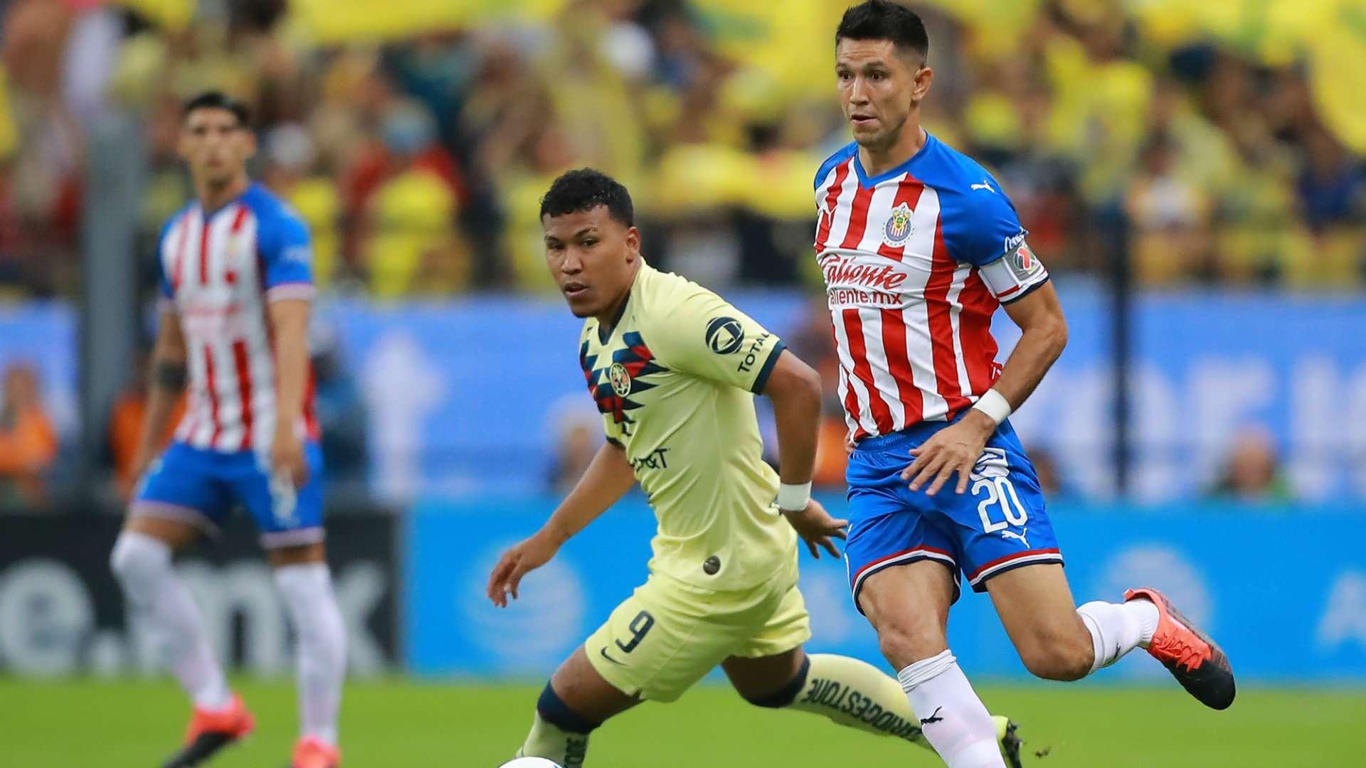 Cuándo es el Clásico América vs Chivas? Horario, canal y transmisión online    Goal.com