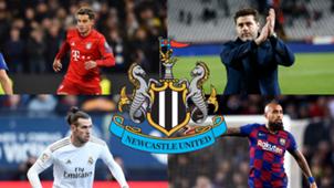 Fichajes Newcastle
