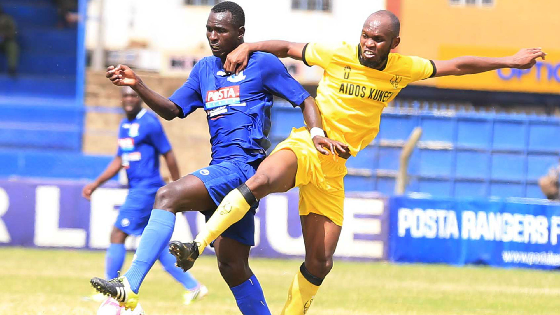 Coronavirus: Together we can stop this pandemic - Wazito FC star Isuza
