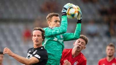 NxGn Christian Fruchtl Bayern Munich