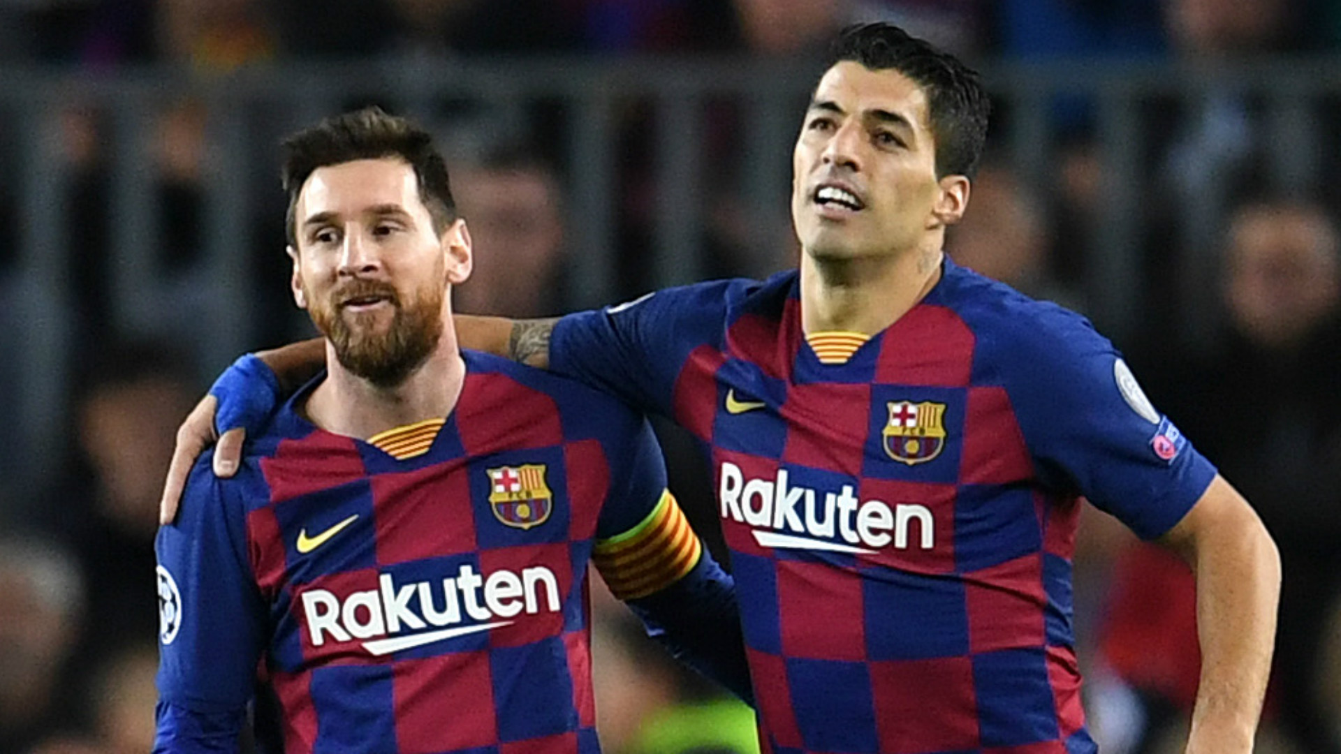 'I felt Messi's pain' - Suarez opens up on disappointing Barcelona exit
