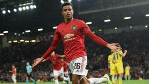 Young Man Utd: Greenwood winner strengthens Solskjaer's youth plan