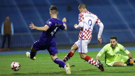 Griechenland Gegen Kroatien