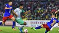 Fadhli Shas, Johor Darul Ta'zim, Melaka United, Malaysia Cup