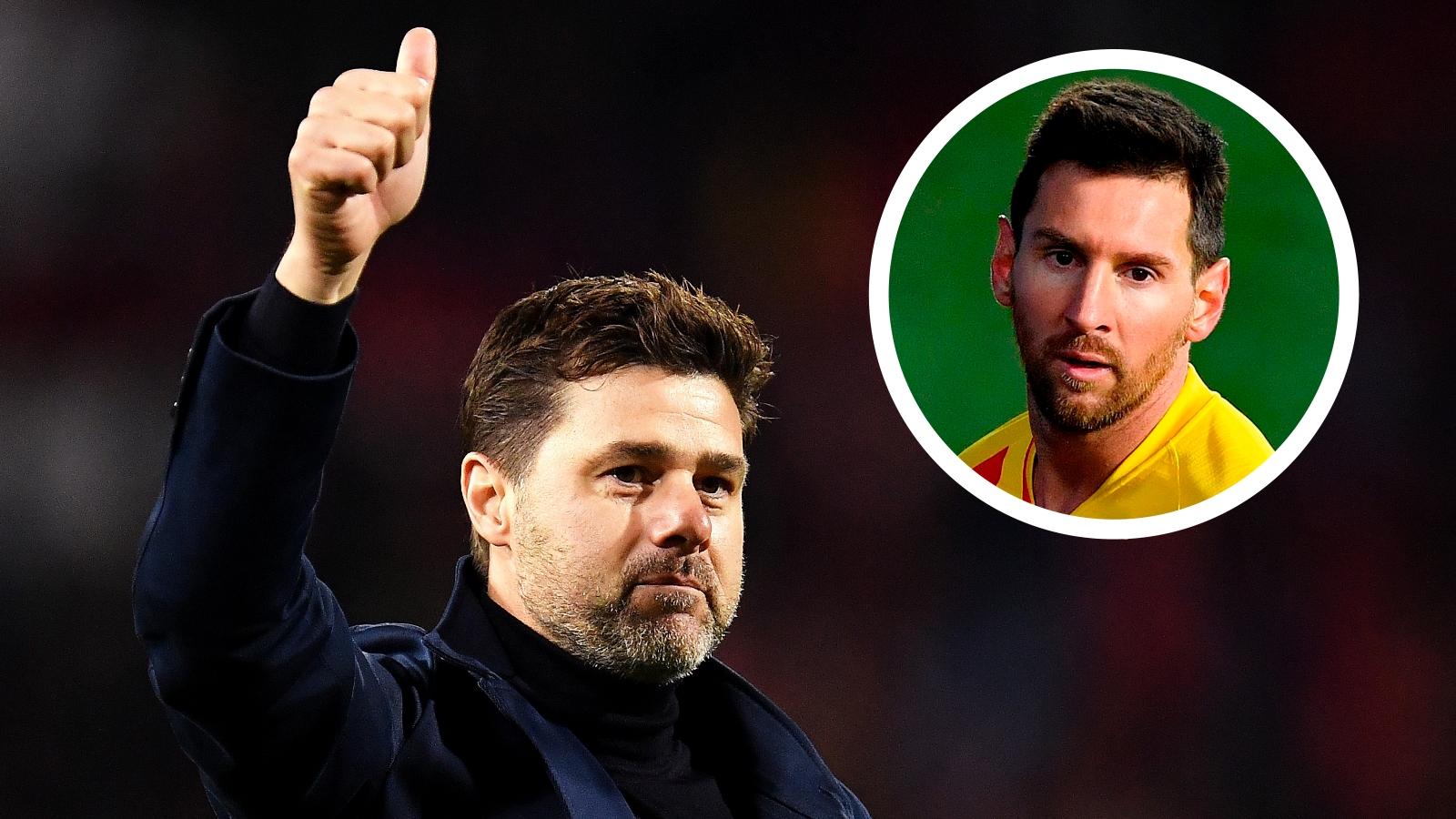 PSG confirm Mauricio Pochettino appointment as ex-Tottenham boss replaces Thomas Tuchel
