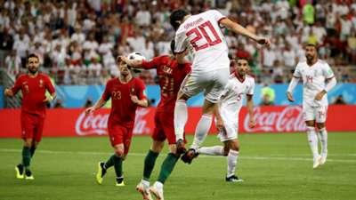 Portugal Iran World Cup 2018