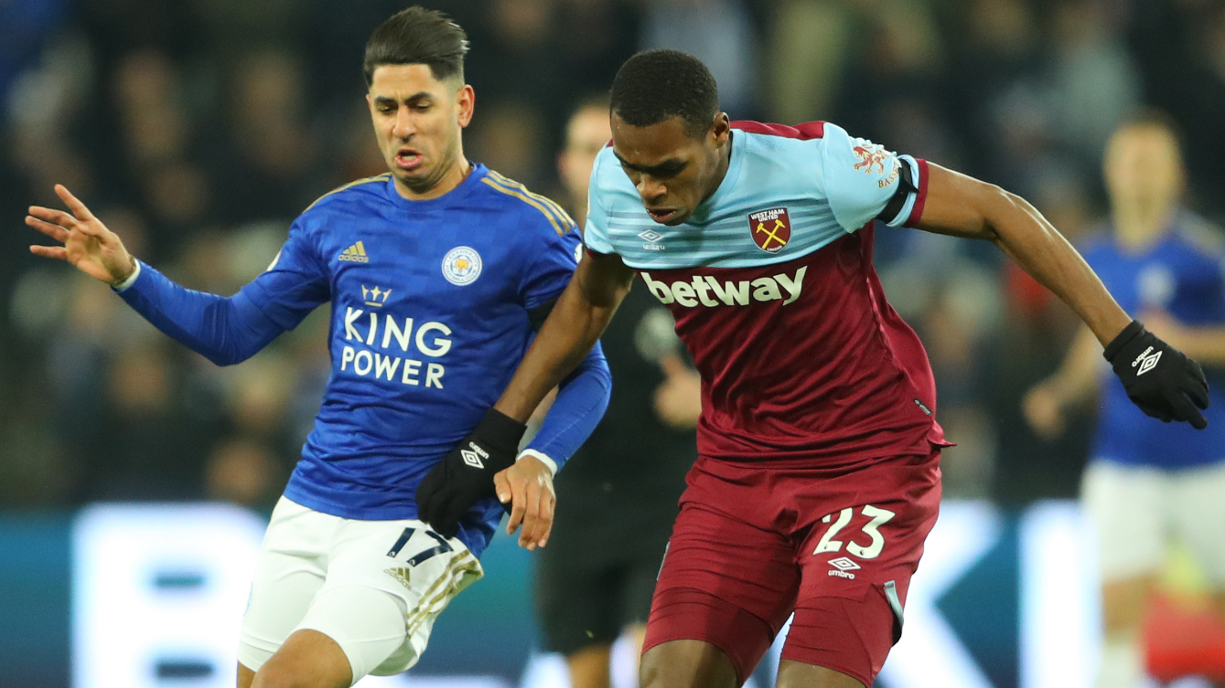 'Feels good to be back' - Ndidi delighted at Leicester City return
