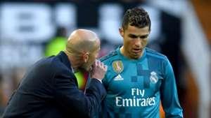 2018-01-28 Ronaldo Zidane REAL MADRID