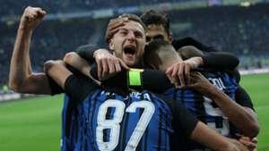 Milan Skriniar Inter Chievo Serie A