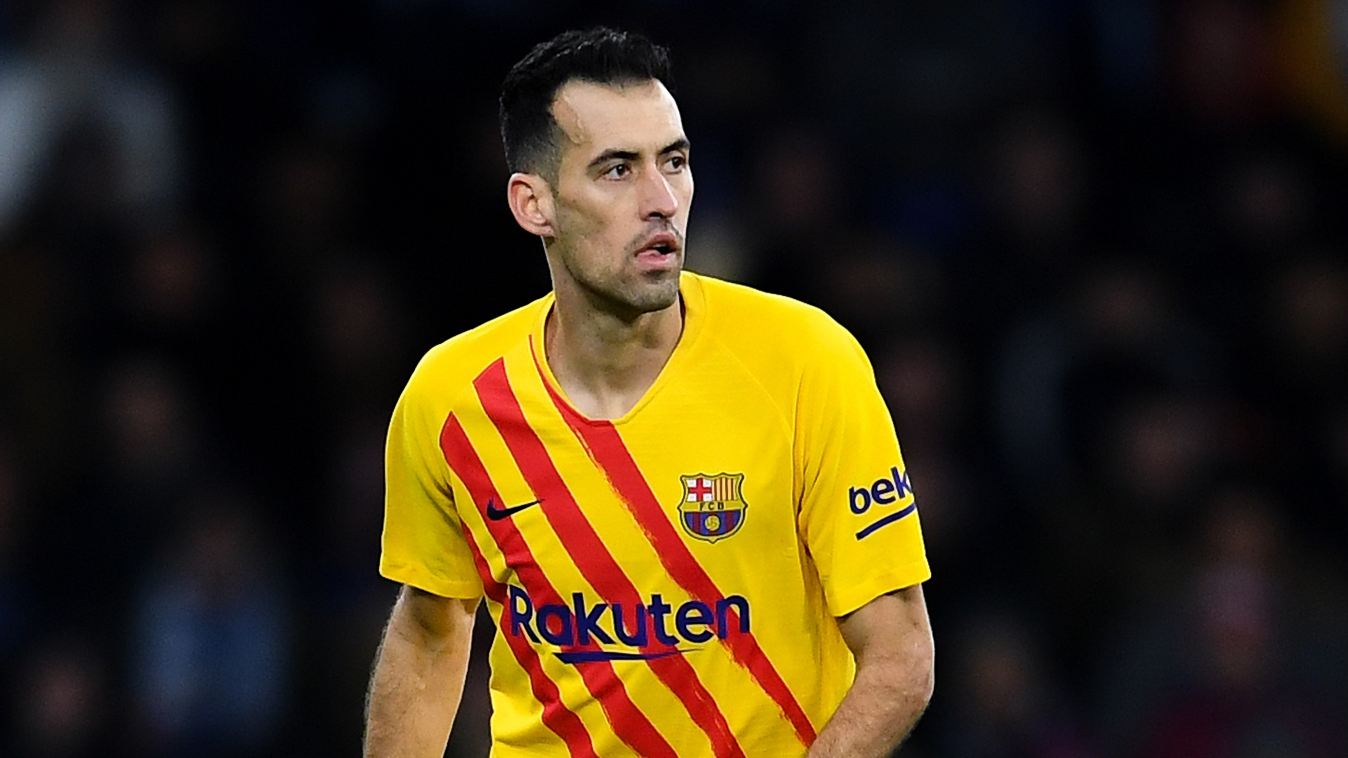 Busquets could talk about Barcelona drama for 'five or six hours'