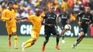 Kaizer Chiefs v Orlando Pirates, Thembinkosi Lorch and Siphosakhe, Ntiya-Ntiya, February 2019