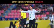 Abdul-Ghani Shahad : Iraq U23 : AFC U23 Championship 2020