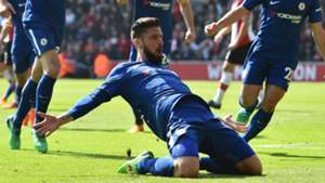 Olivier Giroud Premier League Team of the Week