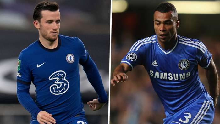 Ben Chilwell Ashley Cole