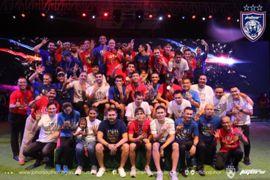 Johor Darul T'azim, Malaysia Super League, 20092017