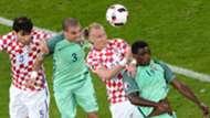 croatia portugal - vedran corluka pepe domagoj vida william - euro 2016 - 25062016