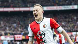 Jens Toornstra, Feyenoord - FC Utrecht, Eredivisie 04162017