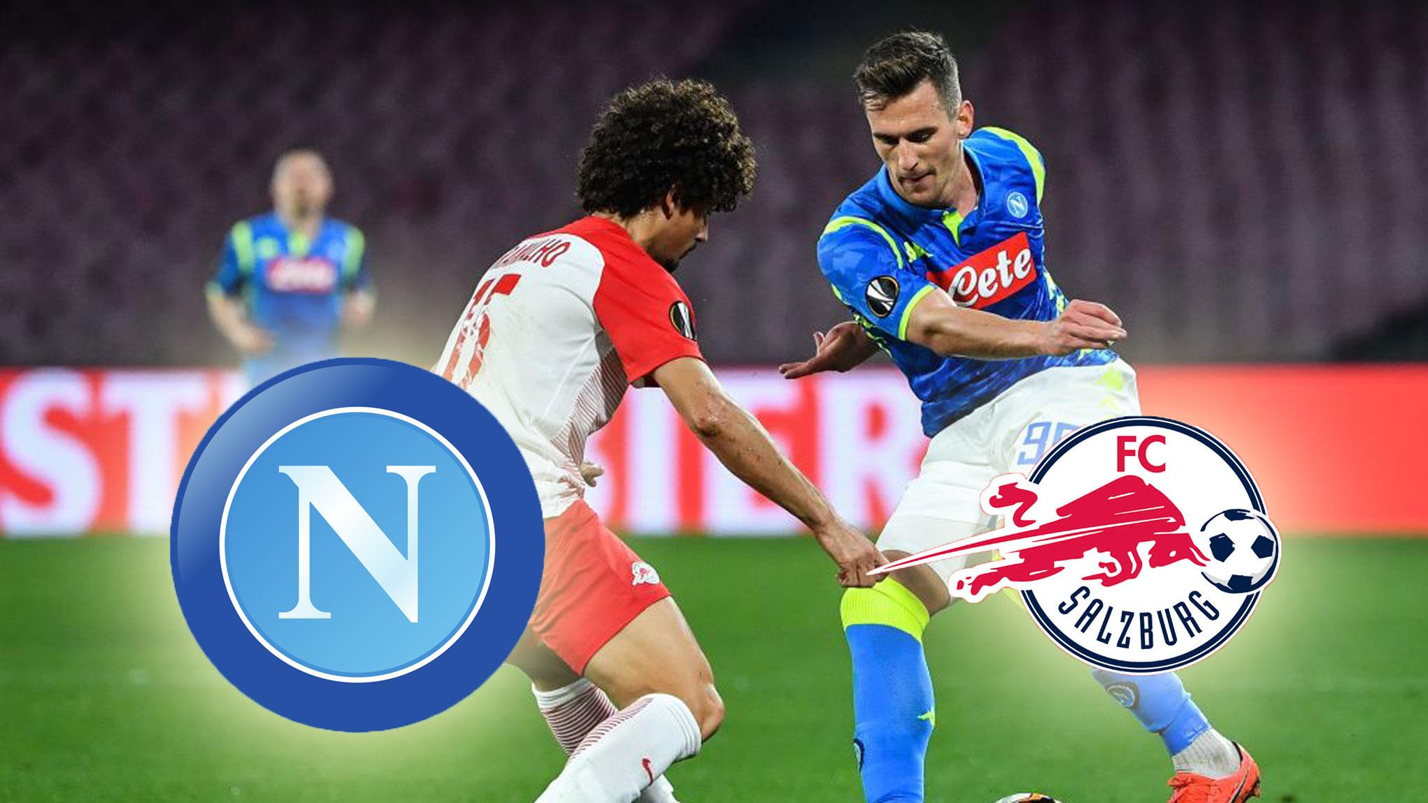 SSC Neapel Vs FC Red Bull Salzburg Heute Live Im TV Und
