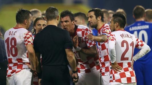 Island Vs Kroatien