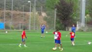 Dani Ceballos Sub 21 selección