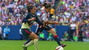 América Chivas Liga Femenil