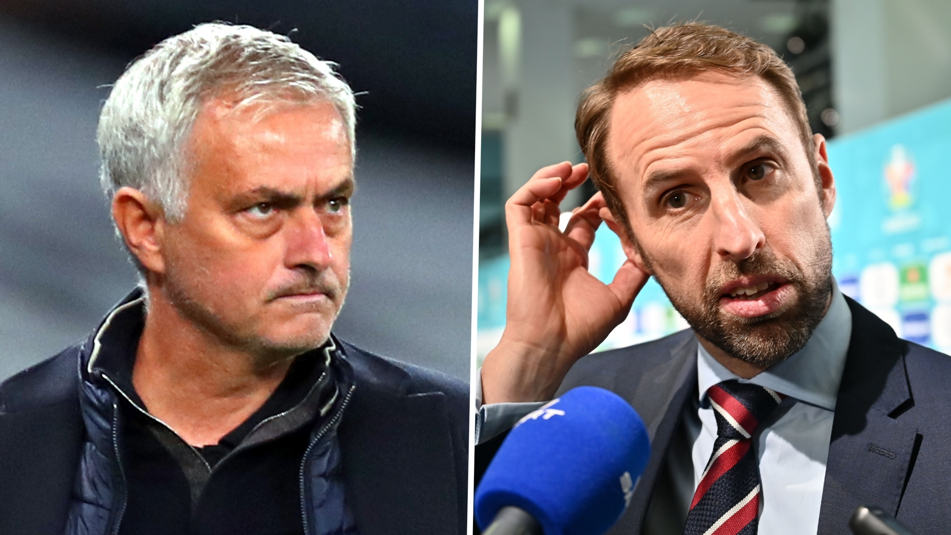 'I don't understand' - Southgate responds to reports of Mourinho rift over Kane fitness