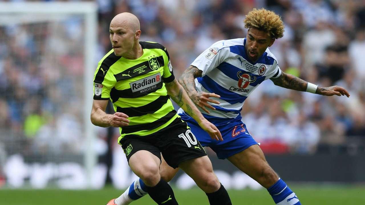 Aaron Mooy Huddersfield Daniel Williams Reading