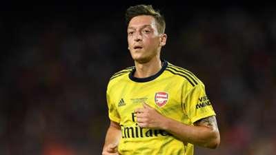 Mesut Özil Arsenal 04082019