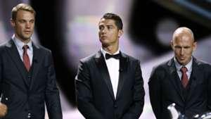 Cristiano Ronaldo UEFA TOTY